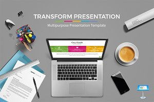 Transform - Keynote Presentation