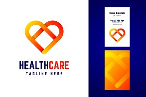 Health care logo.