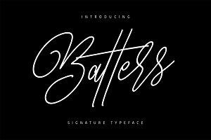 Batters Signature