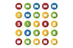 UI/UX icons set