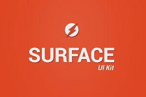 Surface UI Kit - Web & App Interface