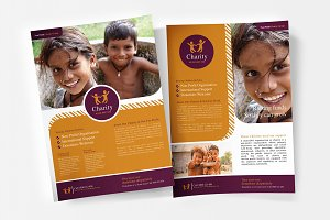 Charity Poster / Flyer Templates