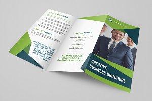 Trifold Business Brochure V824
