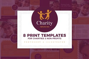 Charity Templates Pack