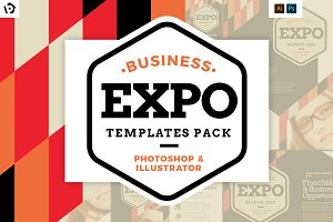 Business Event Templates Pack