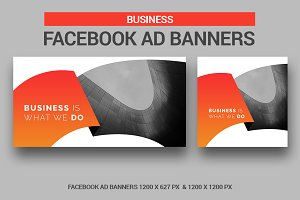 Business Facebook Ad