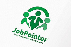 Job Pointer LoGo Template