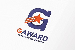 G Award Star Logo