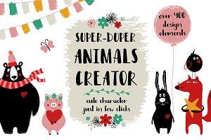 Super-Duper Animals Creator