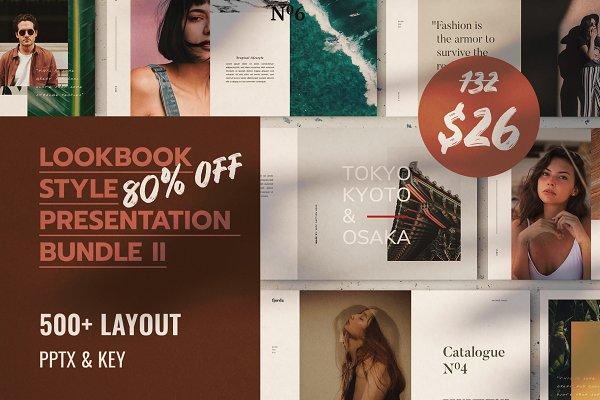 Lookbook Style Presentation Bundle…