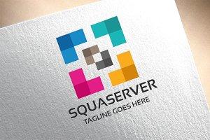 Squaserver Logo