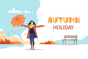 Autumn Holiday