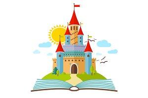 Fairy-tale Castle.