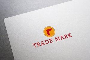 """""""T"""" Letter Logo Template"""