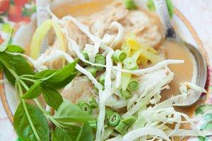 liquid noodles