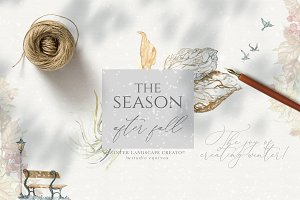The Season After Fall - Graphic Set