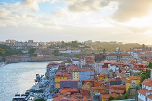 Old Town of Porto Portugal