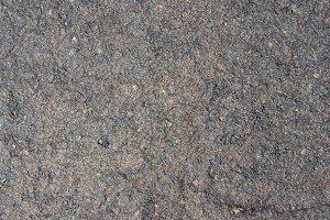 Gray rough volcanic stone surface