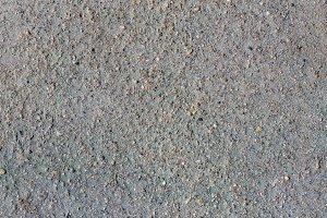 Gray volcano sand, stone surface