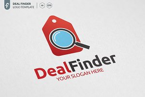 Deal Finder Logo