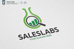 Sales Lab Logo