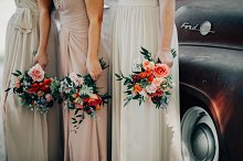 Vintage Wedding Bouquets by  in Holidays