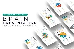 Brain Infographic - Presentation