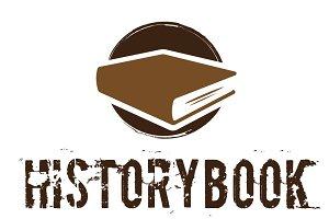history book logo
