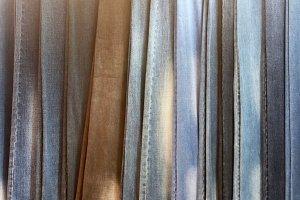Multiplicity jeans rack showcase