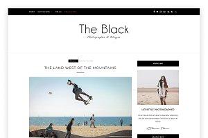 ZBlack Lite - A Responsive WordPress