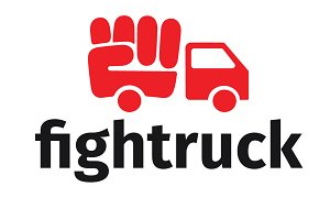fight truck logo