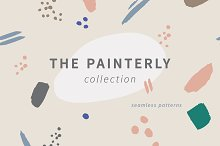 The Painterly Collection by  in Patterns