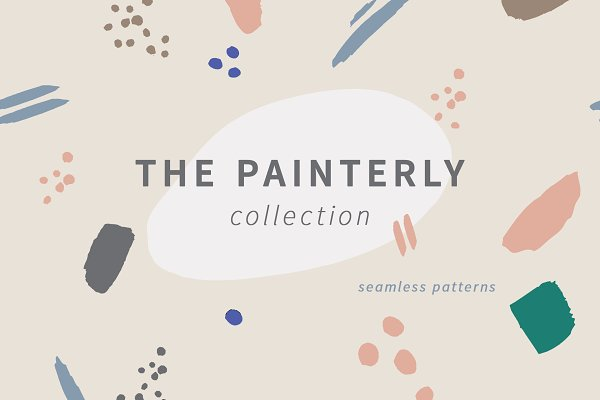 Patterns - The Painterly Collection