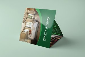 Square Interior Brochure - V826
