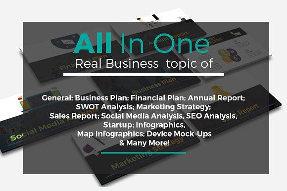 82000 Point Presentation Slides Templates Creative Market
