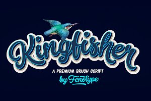 Kingfisher SALE -60% off