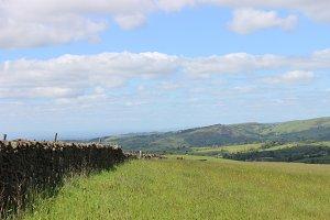 Countryside View, Cheshire, UK