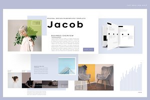 Jacob Minimalism PowerPoint Template