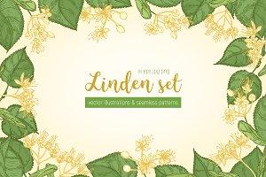Linden set