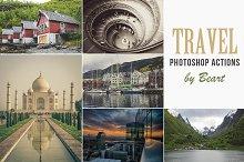 Landscape & Travel Photoshop Actions