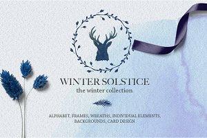 Winter Solstice - Wedding Graphics