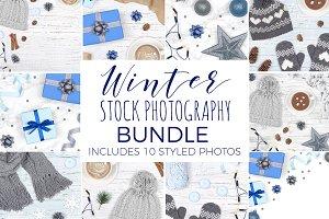 Winter Stock Photography Bundle