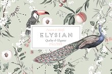 ELYSIAN, Quality Prints & More! by  in Patterns