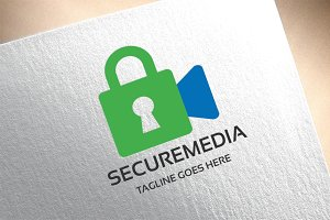 Secure Media Logo