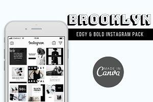 Brooklyn Instagram Pack