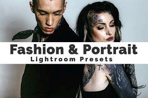 Fashion and Portrait Presets