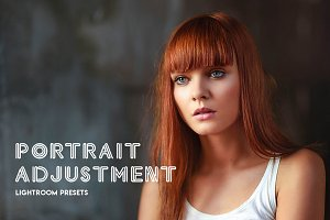 Portrait Adjustment LRT Presets