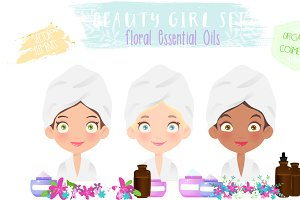 Beauty Girl Set - Botanical Products