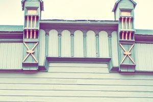 Green Rooftop Facade