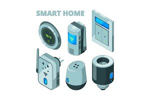 Smart house equipment. Movement